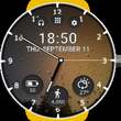 Real Weather Reborn Watch Face